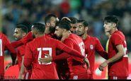 پیروزی ایران مقابل بولیوی در حضور بانوان