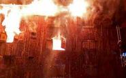 زنده زنده سوختن 20 کودک در آتش سوزی مدرسه