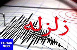 زمین لرزه در کرمان