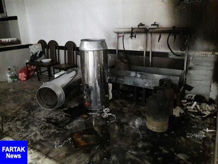 وقوع انفجار مرگبار در یک ساختمان مسکونی