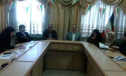 تشکیل نشست هماندیشی با مبحث خشونت علیه زنان در فرمانداری کرمانشاه