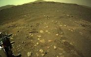 نخستین حرکت «استقامت» بر سطح سیاره سرخ عملیاتی شد