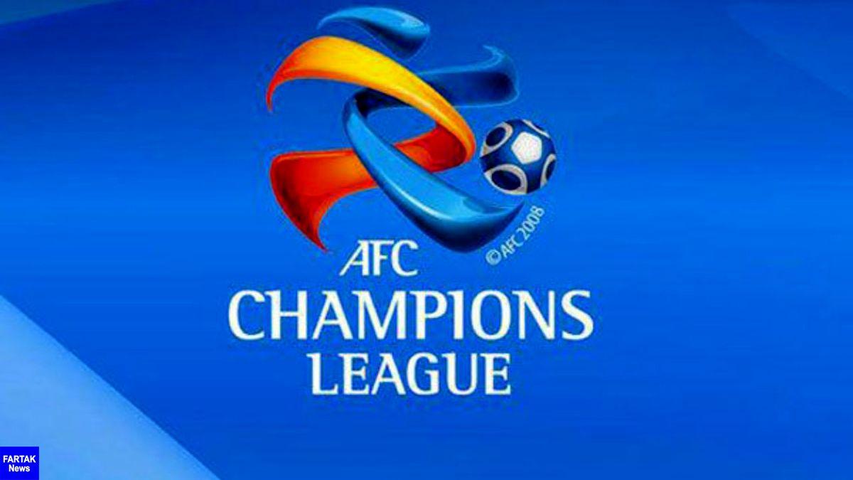تیمهای ایرانی در لیگ قهرمانان آسیا بازیکن محروم ندارند