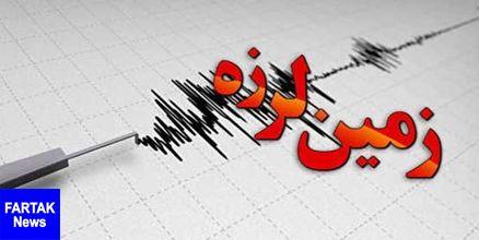 زلزله 4 ریشتری «هجدک» کرمان را لرزاند
