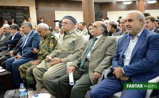 تصاویر بسیار دیدنی از آیین نکوداشت دکتر محمد علی سلطانی و رونمایی از کتاب ارجنامه سلطانی در هتل پارسیان