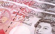 قیمت پوند امروز شنبه ۱۴۰۰/۰۵/۰۲