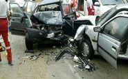 ۹ کشته و زخمی در محورهای مواصلاتی آذربایجانغربی