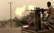 محاصره نیروهای ائتلاف سعودی در اطراف فرودگاه الحدیده
