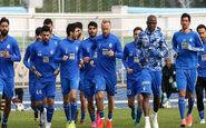 گزارش تمرینات استقلال - اتمام حجت شفر با بازیکنان!