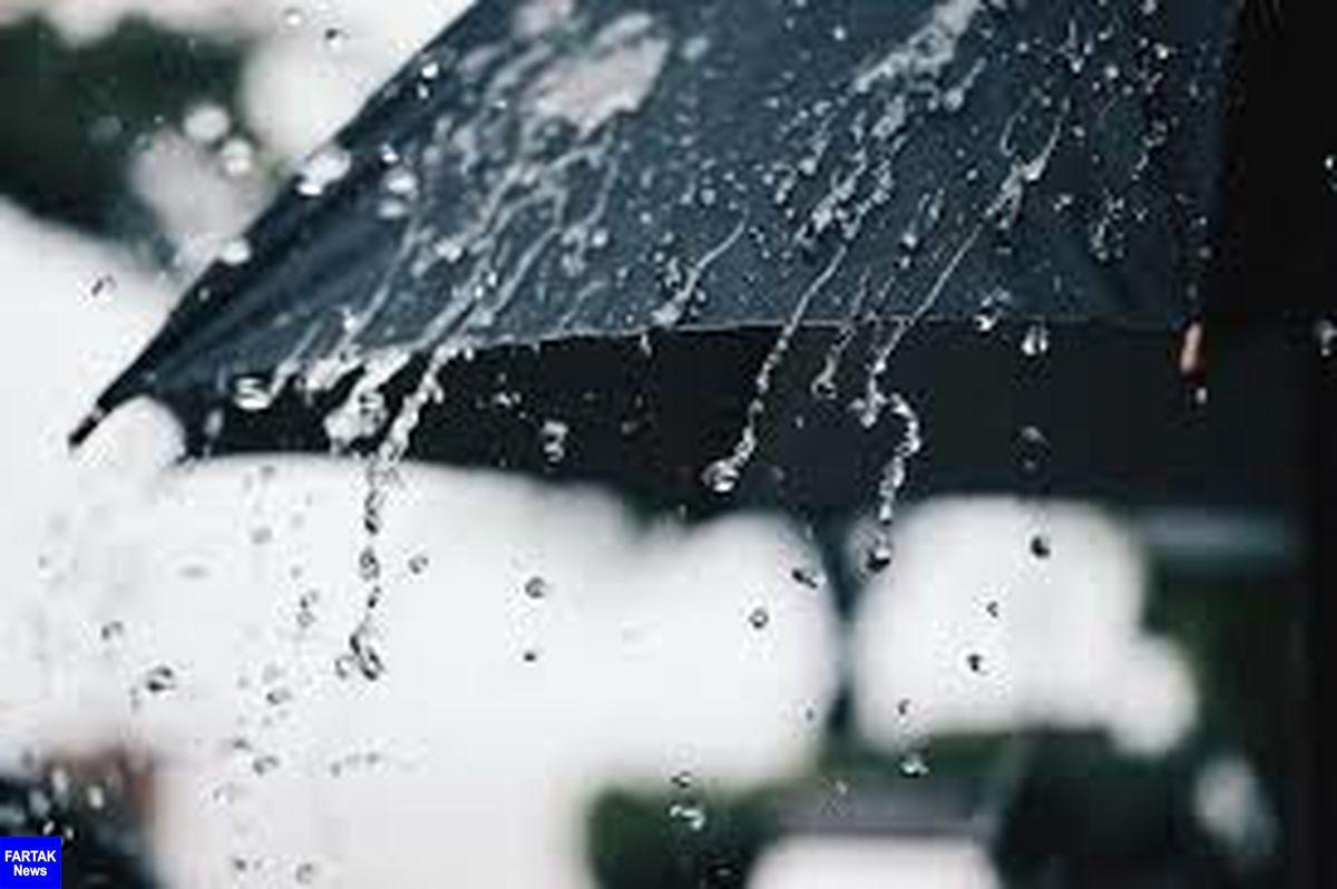 بارش برف و باران ۳ روزه در برخی استانها/شنبه سامانه بارشی وارد کشور میشود