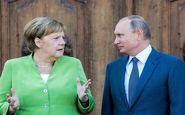 گفتگو تلفنی مرکل و پوتین درباره ایران، اوکراین و لیبی