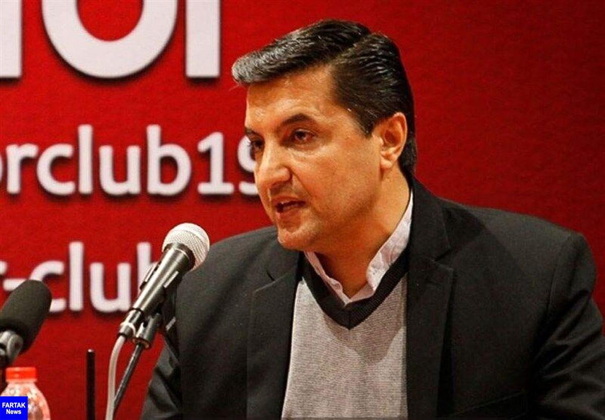 مدیرعامل تراکتور: شروع لیگ به باشگاهها و تیم ملی آسیب میزند