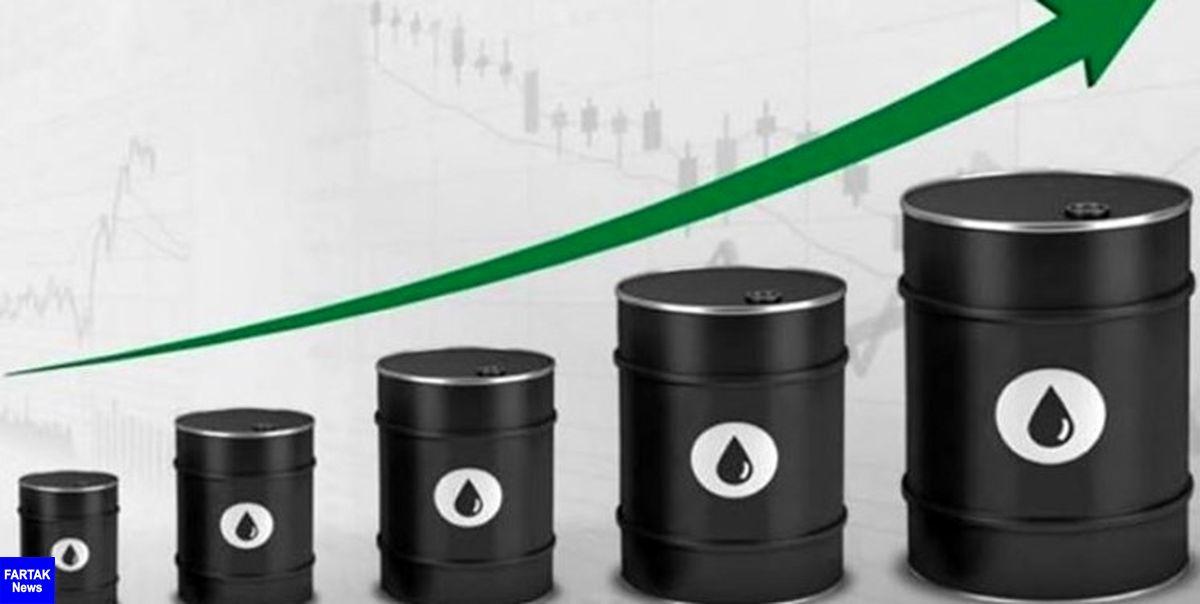 افزایش 2 درصدی قیمت نفت در آخر هفته