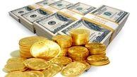 قیمت طلا، سکه و ارز در آخرین شنبه سال ۹۷