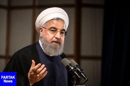 روحانی: نباید به هیچ عنوان بخش دولتی رقیب بخش خصوصی باشد