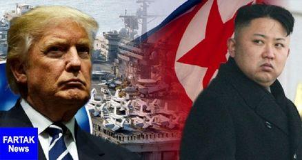 کره شمالی آمریکا را تهدید کرد