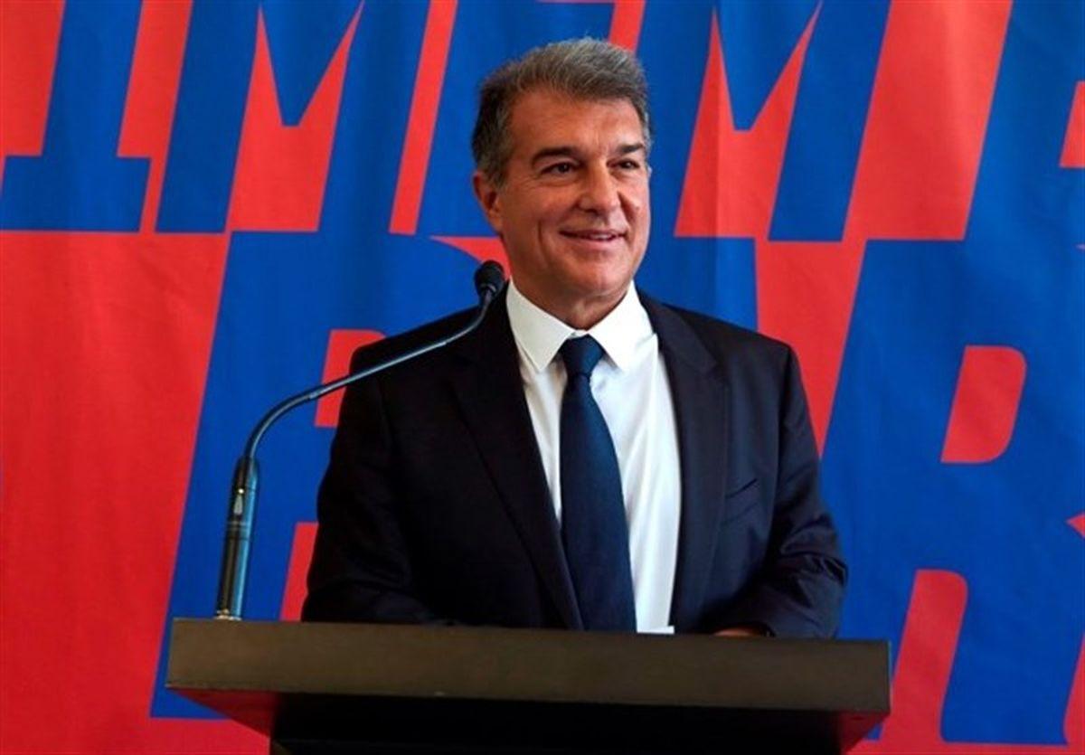 لاپورتا: بارسلونا باز هم بازیکن میخرد/ دوره ارزیابی عملکرد کومان هنوز تمام نشده است
