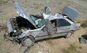 ۲ فوتی و ۶ مجروح در حادثه واژگونی پژو ۴۰۵ در مهریز