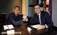 شکایت سوم از بارسلونا؛ نیمار دست بردار نیست!