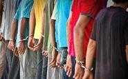 دستگیری 15 نفر از عوامل درگیری دسته جمعی در کرمانشاه
