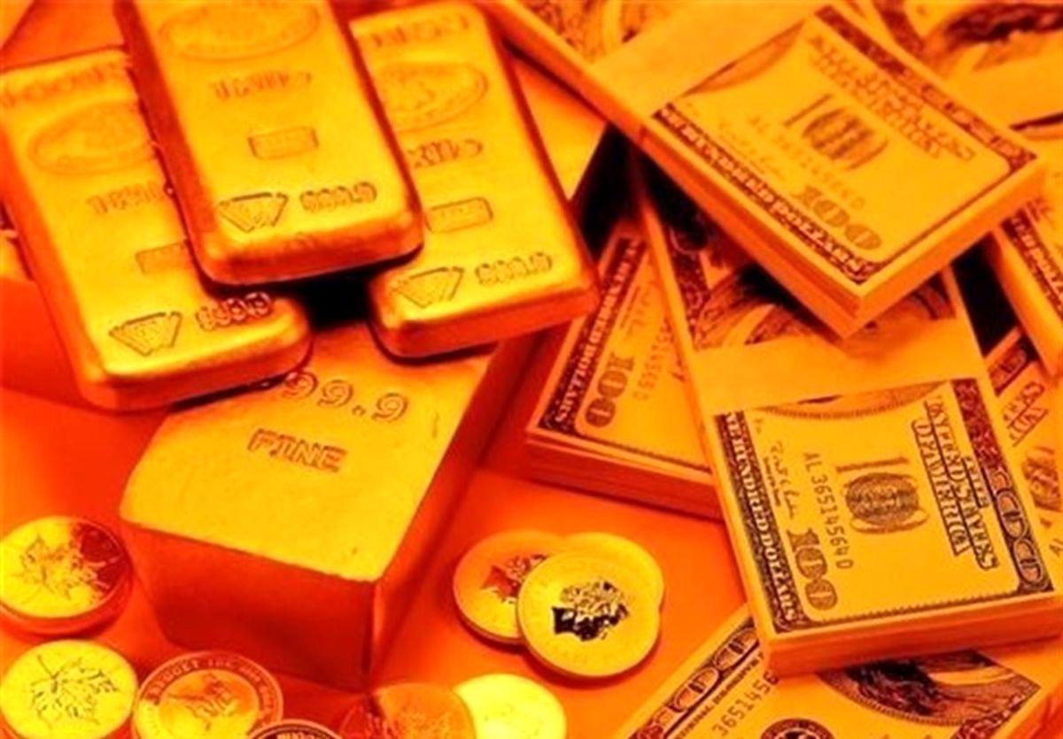ورود قیمت طلا به کانال جدید؟