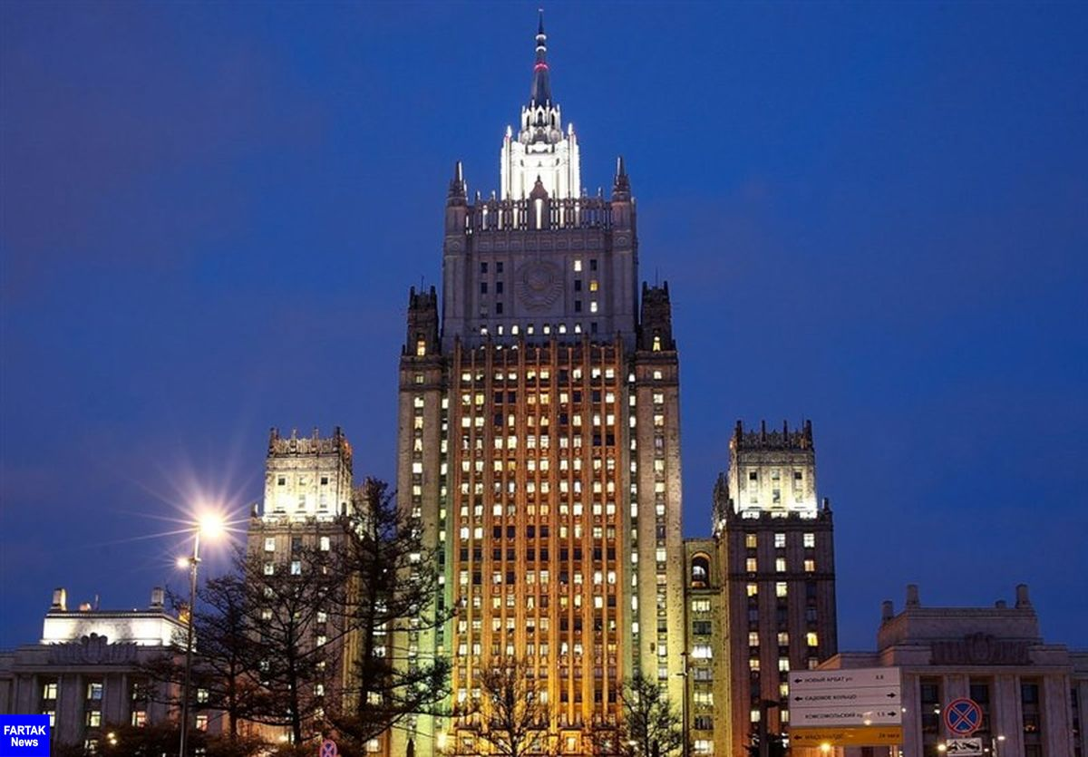 روسیه یک دیپلمات ارشد نروژی را اخراج کرد