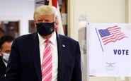 دونالد ترامپ: من به کسی که اسمش ترامپ است، رای دادم!