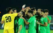 تیم ملی عراق در امارات اردو میزند