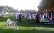 گزارش تمرین تیم ملی فوتبال