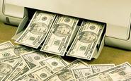 ارزش دلار کاهش یافت
