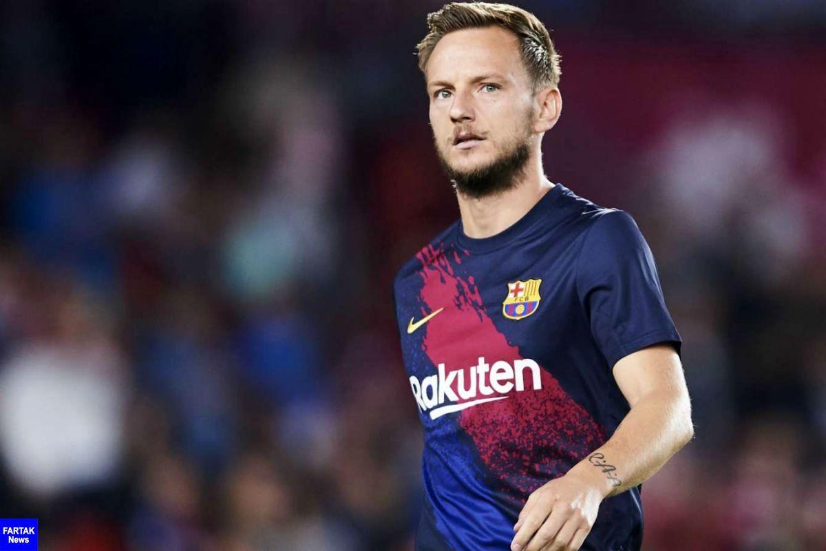 راکیتیچ پس از 6 سال بارسلونا را ترک میکند