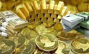 آخرین قیمت دلار، طلا و سکه (۹۹/۱۲/۲۱)