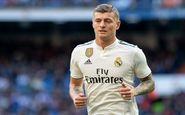 تونی کروس: می خواهم در رئال مادرید از فوتبال خداحافظی کنم