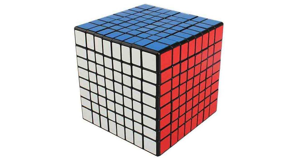 روشی برای حل مکعب روبیک