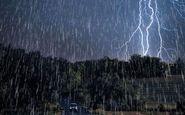 هشدار هواشناسی در خصوص طوفان و بارش های سیل آسا