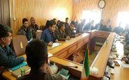 آموزش پیشگیری از بیماریهای مشترک دام و انسان در شهرستان ثلاث باباجانی