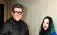 تیپ رضا رشیدپور و ملیکا شریفی نیا دیشب در یک مراسم! + عکس