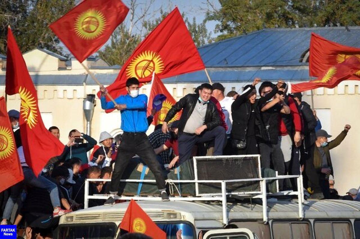 وضعیت اضطراری در پایتخت قرقیزستان تمدید شد