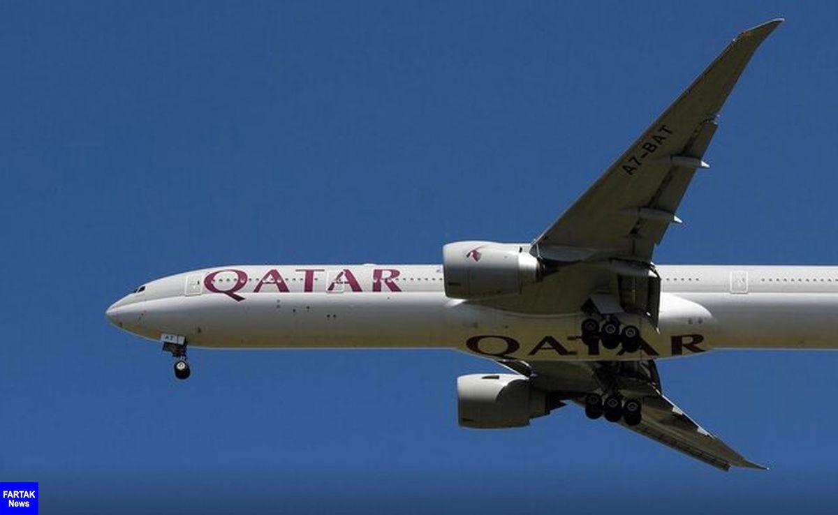 پروازهای مصر و قطر پس از ۳ سال از سرگرفته شد