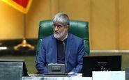 قدردانی رئیس مجلس از «علی مطهری»