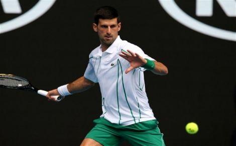 ابهام در حضور نواک جوکوویچ در تنیس آزاد آمریکا