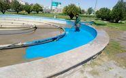 شهردار منطقه هشت شهرداری کرمانشاه از تداوم اجرای گلکاری تابستانه درسطح منطقه هشت