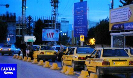 پایانههای تاکسی تهران به ایستگاه CNG مجهز میشوند