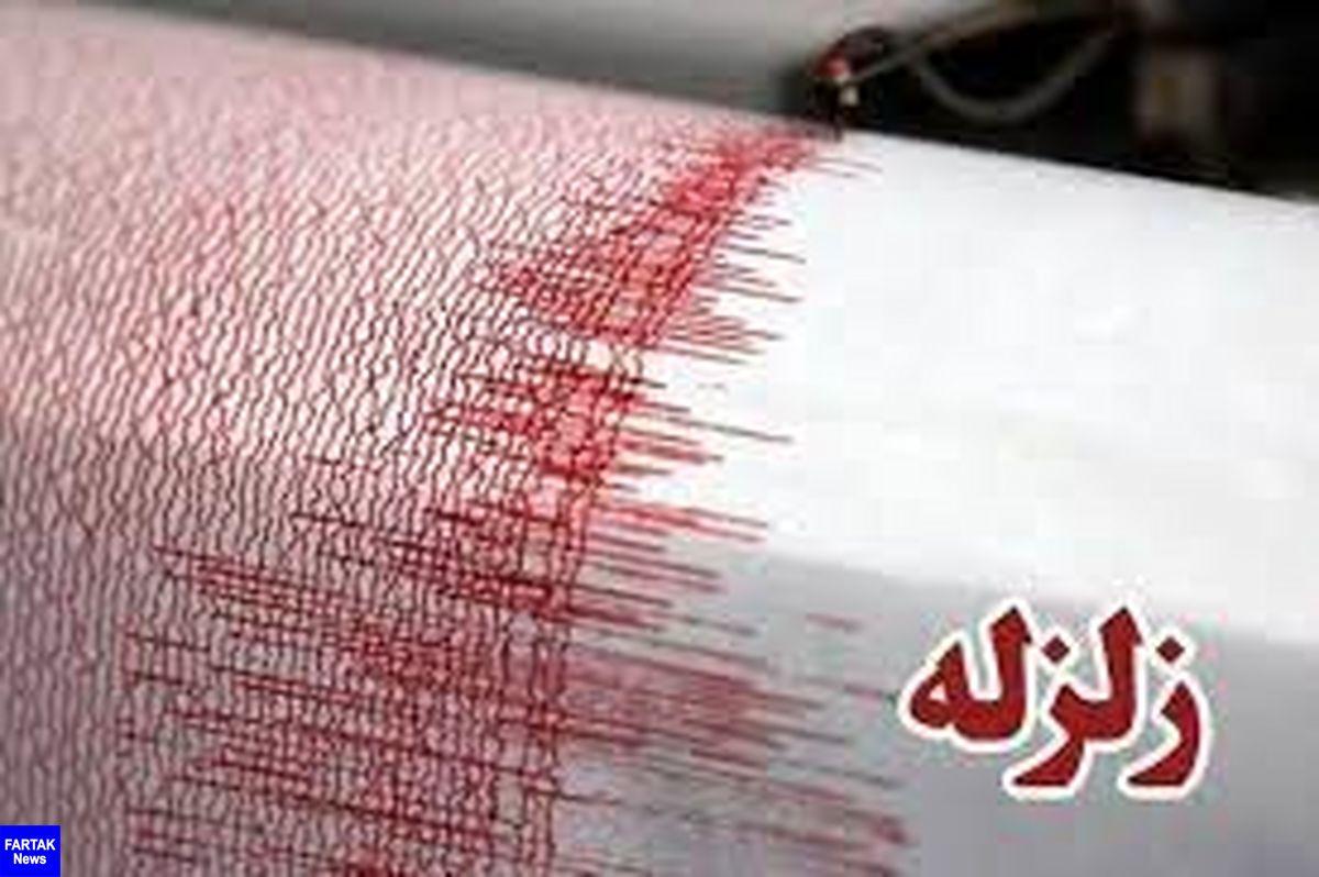 وقوع دو زلزله 3.1 و 3.6 ریشتری در رویدر