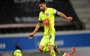 لیگ فوتبال بلژیک میلاد محمدی در ترکیب خنت مقابل اوستنده