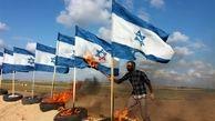 فشار تلآویو به آلمان برای وضع قانون ممنوعیت آتش زدن پرچم اسرائیل