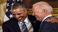 تبریک اوباما به بایدن و هریس