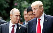 ترامپ به خبرنگاران: اینکه به پوتین چه میگویم، ربطی به شما ندارد