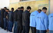 دستگیری 12 نفر از اراذل و اوباش در کرمانشاه