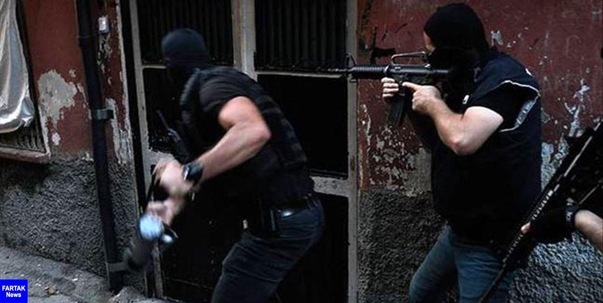 بازداشت ۲۵ عضو خارجی داعش در ترکیه